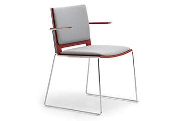 Sgabelli e sedie per sala da pranzo self service ristorante leyform