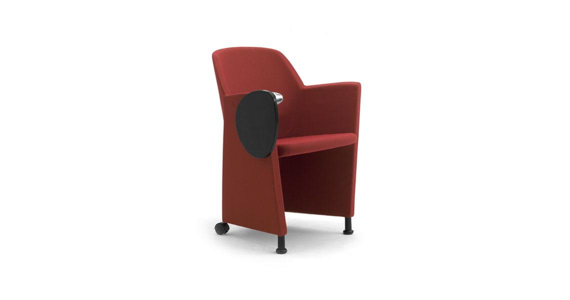Sedie e poltrone per sala congressi e conferenze - Leyform