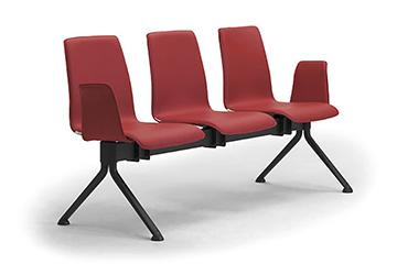 Sgabelli divani e sedie per arredo area comune cliniche ed ospedali