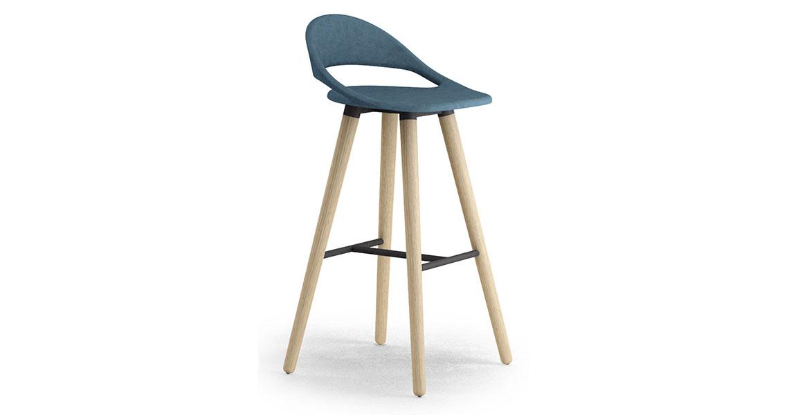 Sedie e sgabelli per bancone bar e ristorante leyform for Ikea bancone bar