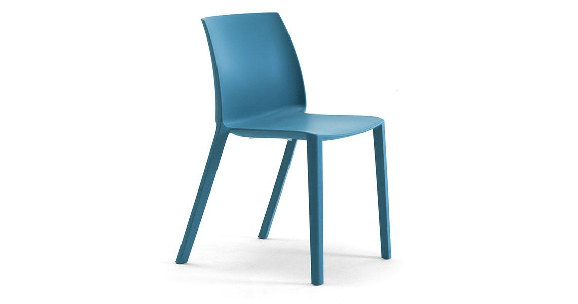 Tavoli e sedie per mensa refettorio self service - Leyform